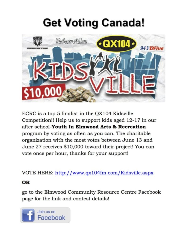 QX104 Kidsville Poster